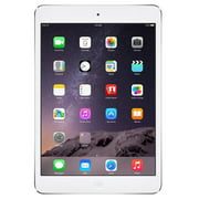 Apple iPad Mini 2 16GB with Retina Display Wi-Fi Tablet - Silver (Refurbished)