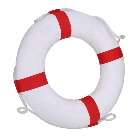 YLSHRF Swimming Pool Safety Ring Adult Child Lifeguard Buoy Life Preserver, Swimming Pool Ring Life Preserver