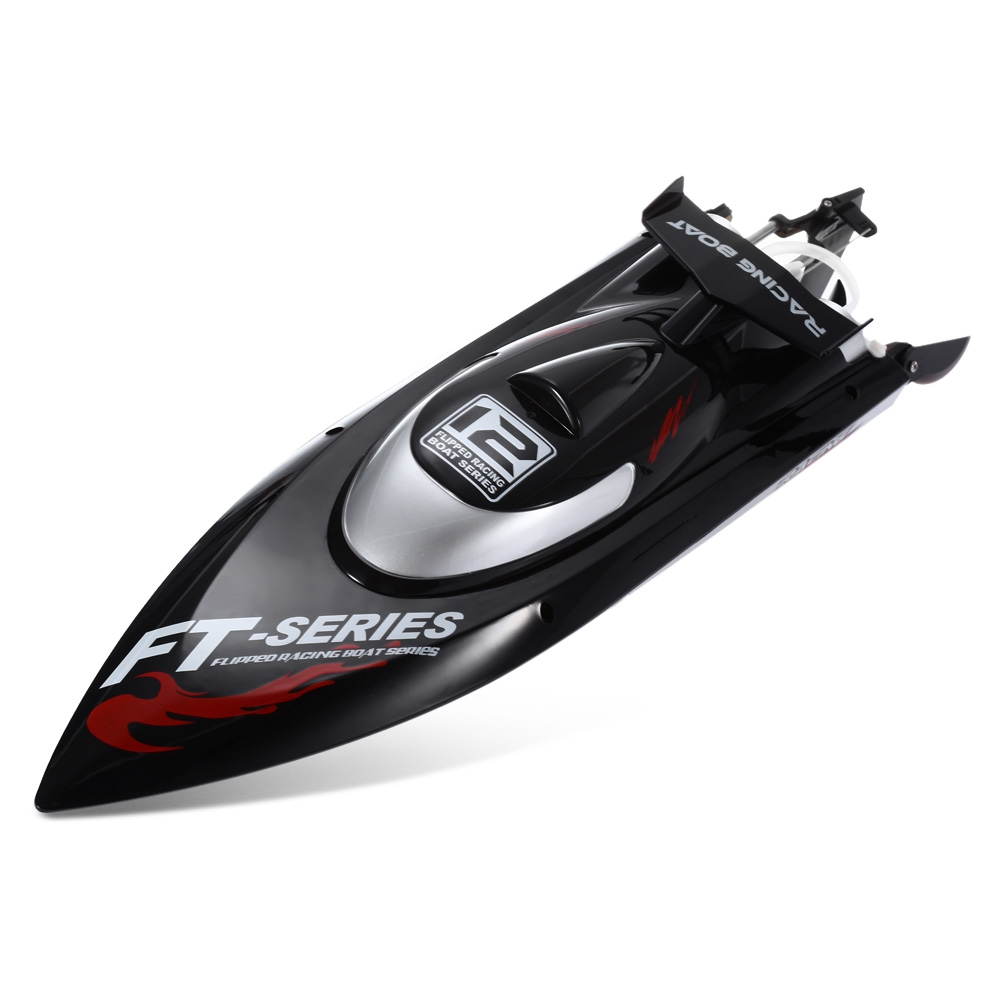 FeiLun FT012 2.4G 4CH Brushless RC Racing Boat by