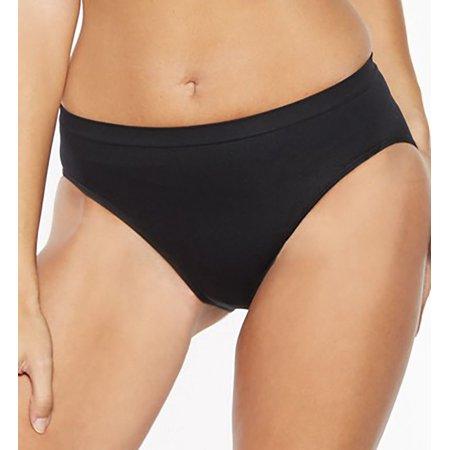 Women's Rhonda Shear 4031 Ahh Seamless High-Cut Brief Panty ()