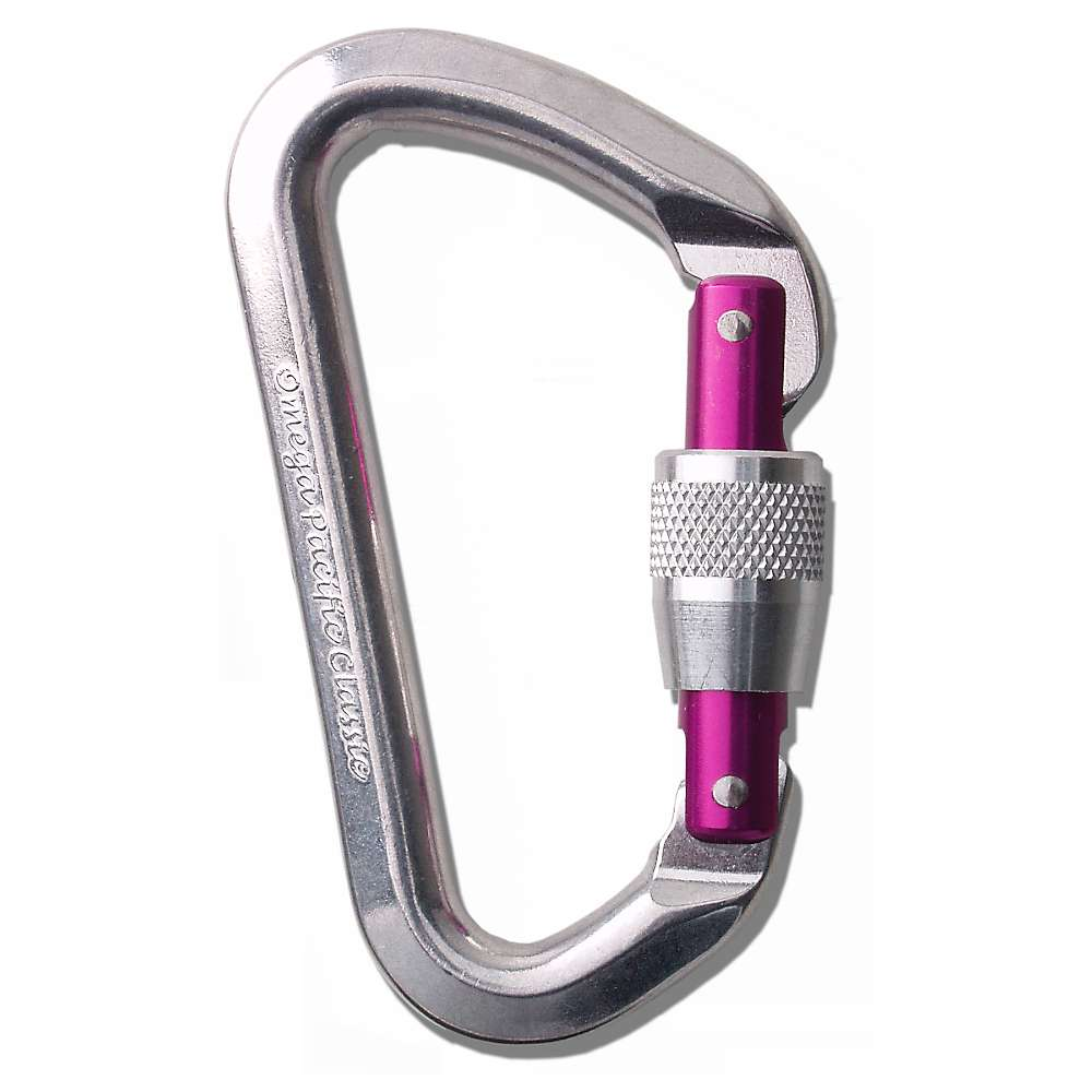 Omega Pacific Classic Carabiner