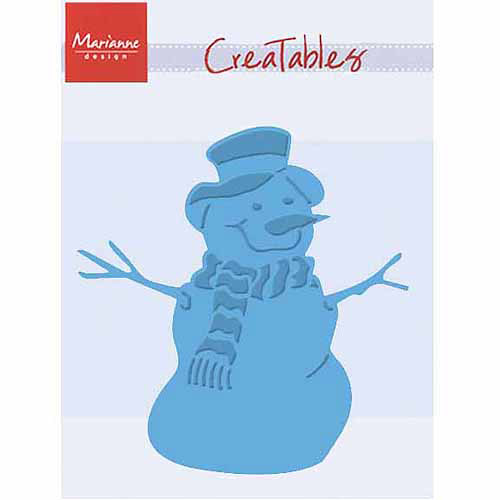 Marianne Designs Creatables Die-Christmas Tree 3