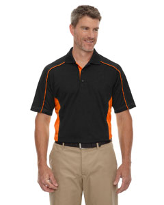 Ashe Xtream Mens Eperformance Strike Colorblock Snag Protection Polo