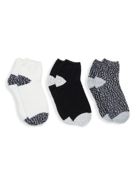 Warner's 1Pk Lightweight Fluffy Socks