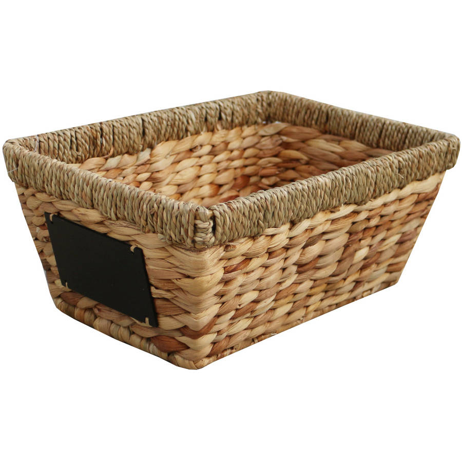 Better Homes and Gardens Hyacinth Twist Media Basket