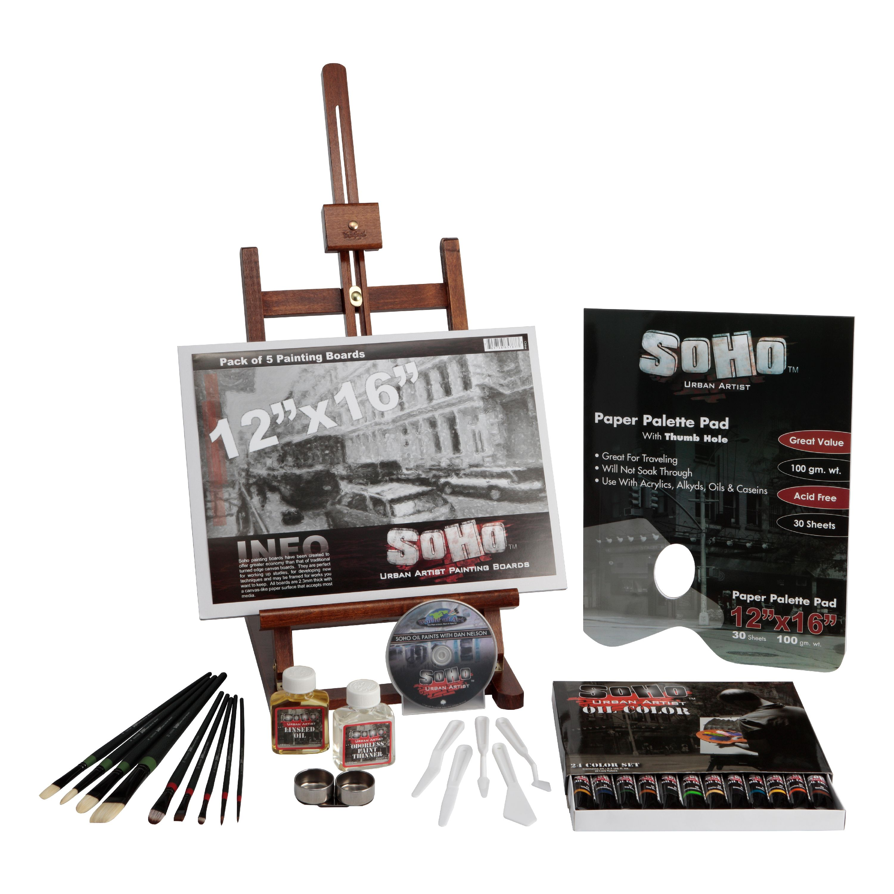 Soho Urbarn Artist Really Complete Sets - ASST