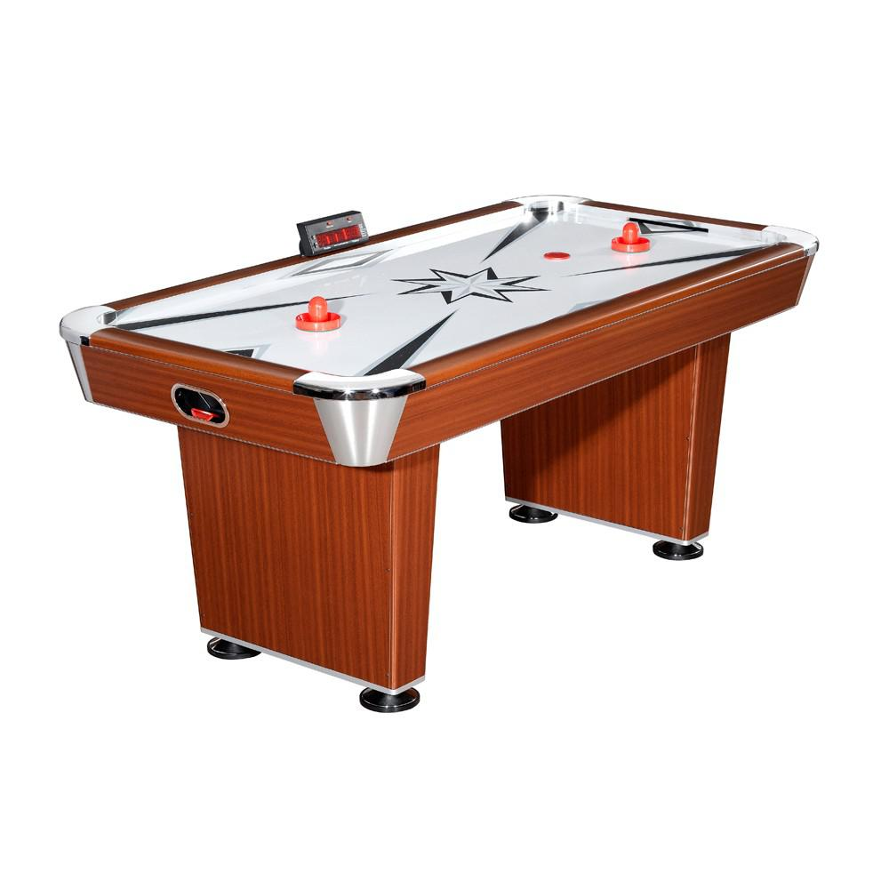 BlueWave Products AIR HOCKEY NG1037 Midtown 6 Ft. Air Hockey Table by