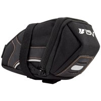 BV Bicycle Y-Series Strap-On Saddle Bag, Seat Pak Pouch - Small
