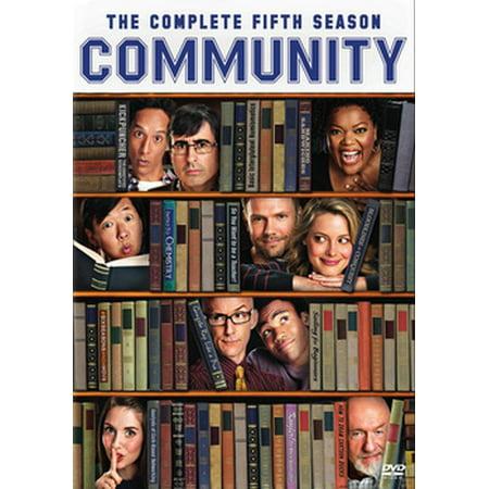 Community: The Complete Fifth Season - Community Halloween Season 3