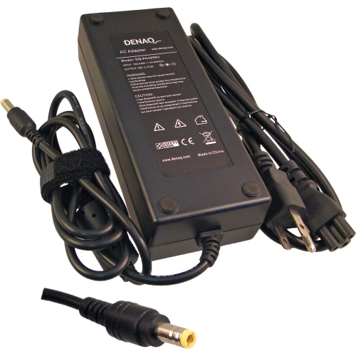 DENAQ 19-Volt 6.3-Amp 5.5mm-2.5mm AC Adapter for Toshiba Satellite Series Laptops