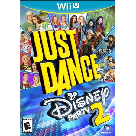 Just Dance Disney Party 2, Ubisoft, Nintendo Wii U, 887256014216 (Disney Tangled Wii)