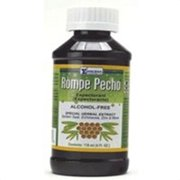 Rompe Pecho Cough Syrup 6 oz (Pack of 2)