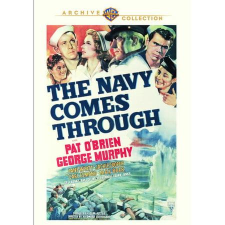 The Navy Comes Through (DVD)