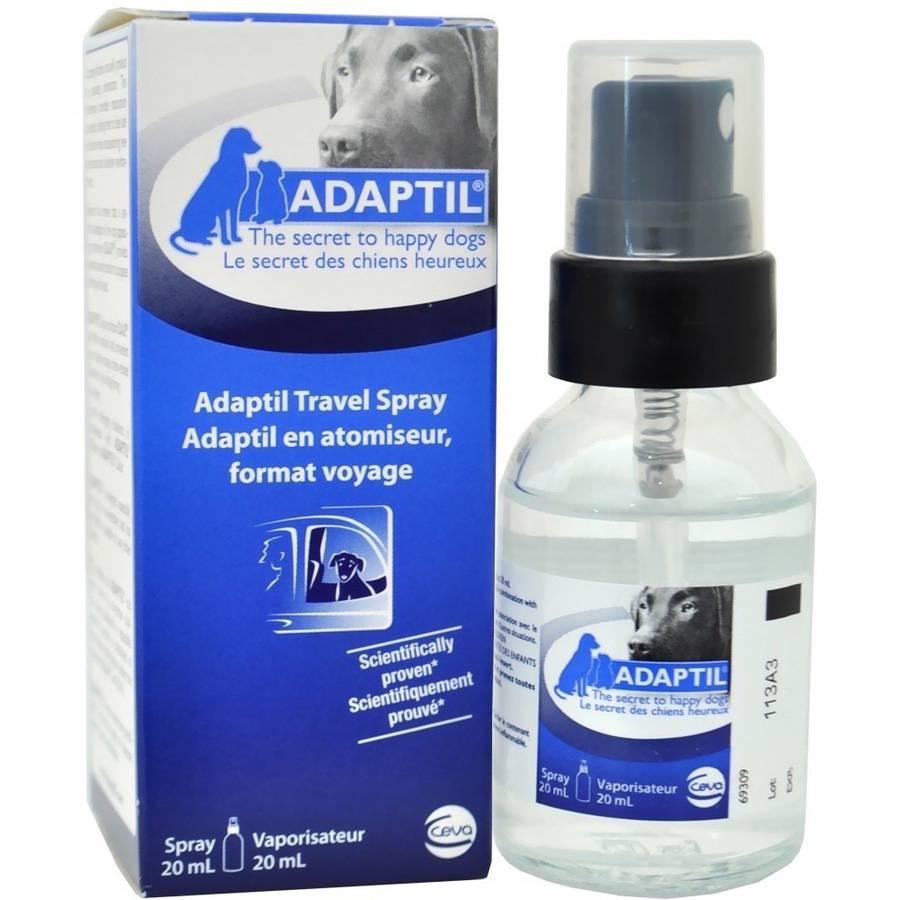Image of ADAPTIL, DAP Dog Appeasing Pheromone Spray, 20ml