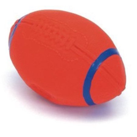 83014 Ltx Football Dog Toy by Coastal Pet Products Multi-Colored