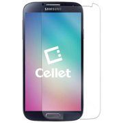 Cellet Premium Tempered Glass Screen Protector for Samsung Galaxy S4