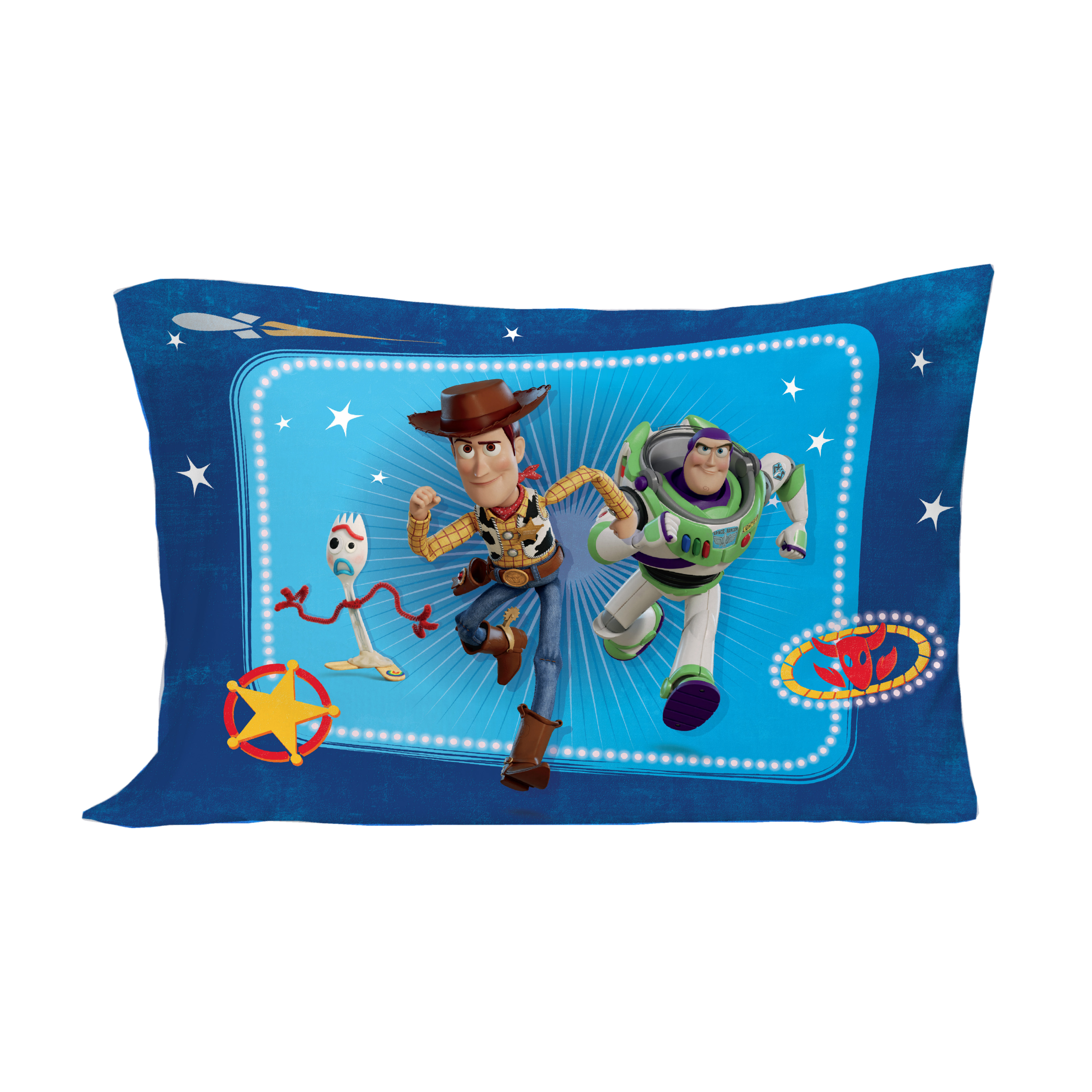 TOY STORY GANG JUNIOR BEDDING BUNDLE SET 4 IN 1 DISNEY TODDLER