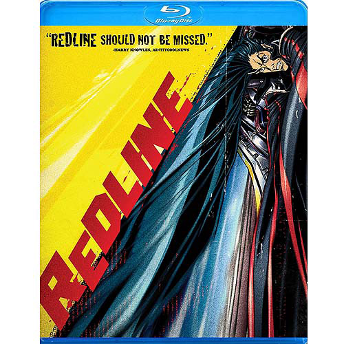 Redline (Blu-ray) (Widescreen)