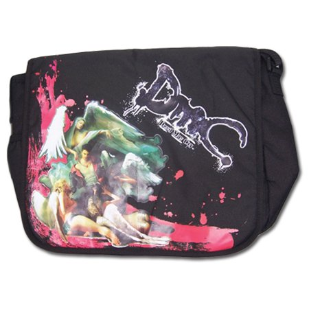 Messenger Bag - DMC - New Dante and Angels School Bag Anime ge11099 (Dmc Dante Coat)