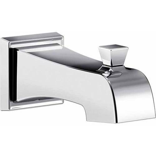 Delta Ashlyn Wall Mounted Diverter Tub Spout, Available in Various Colors