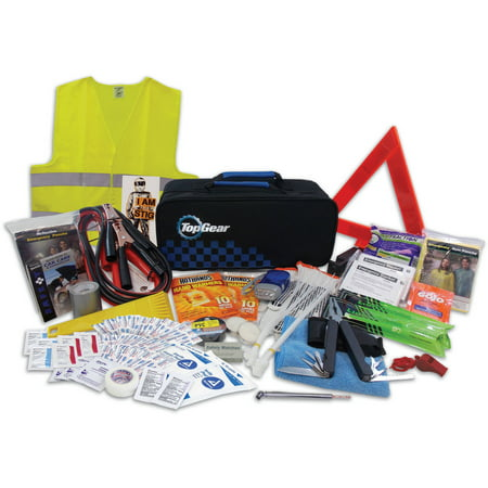 Top Gear Deluxe Winter Roadside Assistance Kit