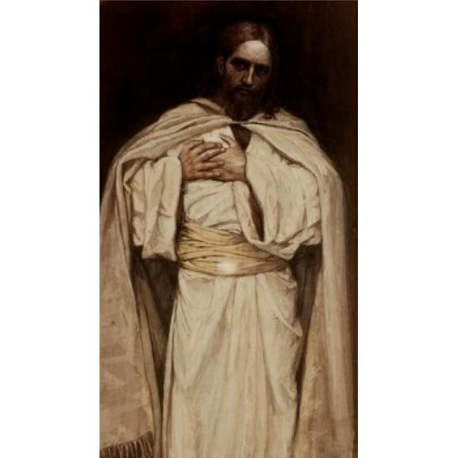 Superstock SAL999226LARGE Our Lord Jesus Christ James Tissot, 1836-1902 French Poster Print, 24 x 36 - Large - image 1 de 1