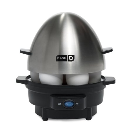 Dash Kitchen 7-Egg Rapid Egg Cooker, Black