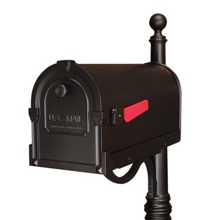Special Lite Products Savannah Curbside - Stainless Steel Curbside Mailbox