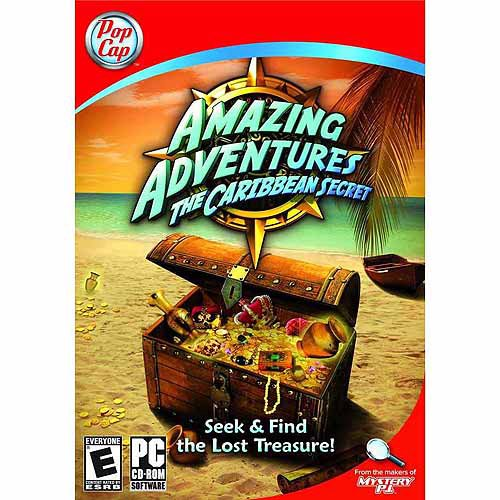Amazing Adventures Caribbean Secret Pc Digital Code Walmart