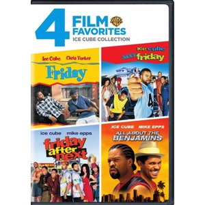 4 Film Favorites: Ice Cube Collection (DVD)