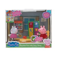 PEPPA PIG - Playset (Little Rooms) (Dress Up)