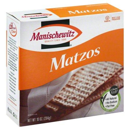 Manischewitz Matzos, 10 oz