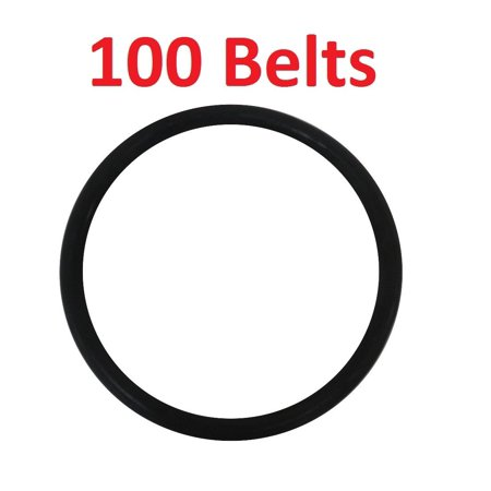 100 Round Belts Rd For Eureka   Sanitaire Upright Vacuum