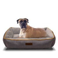 Vibrant Life Lounger Pet Bed, Large