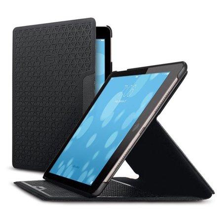 Solo Vector Slim Case For Ipad Mini 4 Black Rugged