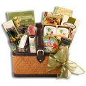 Alder Creek Winery Holiday Gift Basket,13 pc