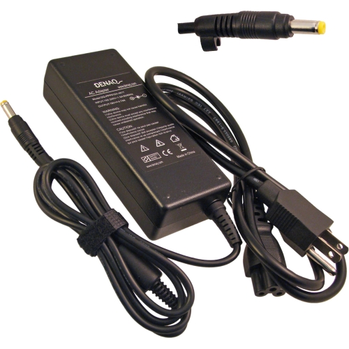 DENAQ 19-Volt 4.74-Amp 4.8mm-1.7mm AC Adapter for HP/Compaq Business Laptop, Presario and Pavilion Series Laptops