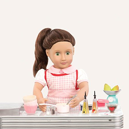 Our Generation Pegged Accessory - Cute as Pie Kitchen Playset - image 1 of 2