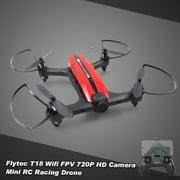 Abody Flytec T18 Wifi FPV 720P Wide Angle HD Camera Mini RC Racing Drone RTF Quadcopter
