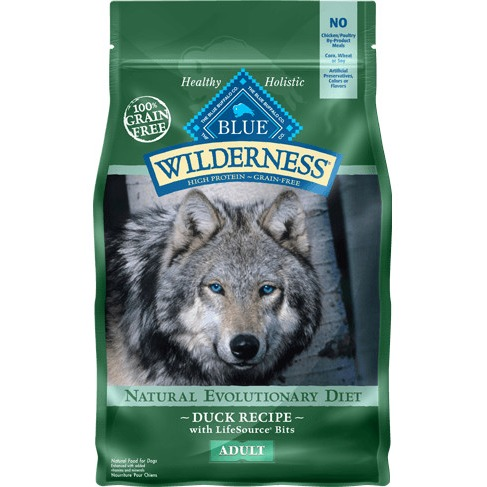 Blue Wilderness Duck Recipe For Adult Dogs