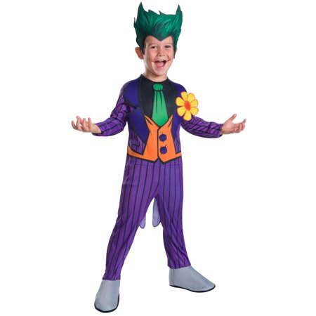 Kid's Joker Costume - The Joker Grand Heritage Costume