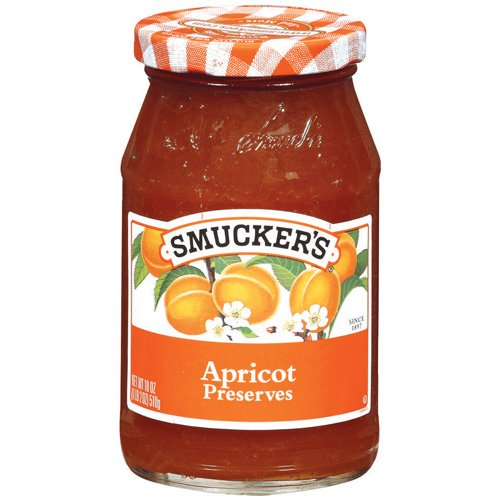 Smucker's Apricot Preserves, 18 oz
