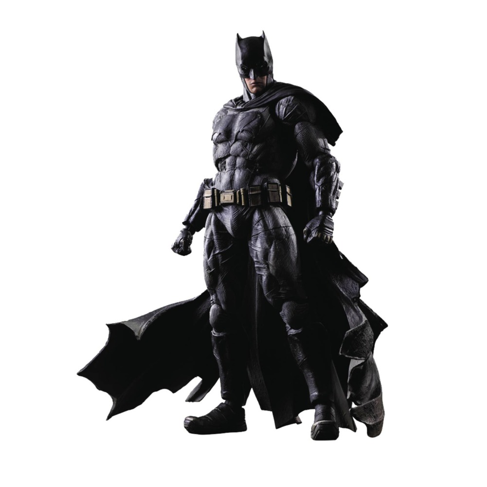 Square Enix DC Comics Batman vs Superman Dawn of Justice Batman Play Arts Kai Action Figure