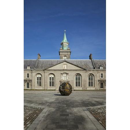 The Royal Hospital   Now The Museum Of Modern Art Kilmainham Dublin City Ireland Poster Print