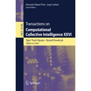 Transactions on Computational Collective Intelligence XXVI - eBook