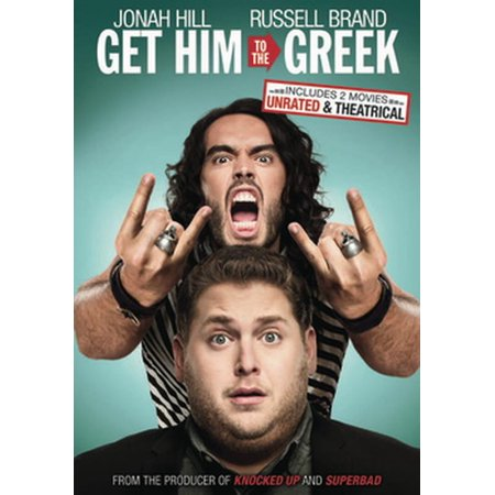 Get Him to the Greek (DVD) (Christina Aguilera Get Him To The Greek)