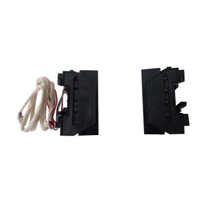 Epson DFX-9000 Printer Left & Right Front Tractor Feed Set 1410873 1410874 ()