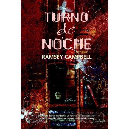 Turno de noche - eBook - Cuentos De Terror Noche De Halloween