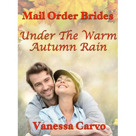 Mail Order Brides: Under The Warm Autumn Rain - - Under Resin