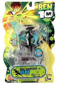 Ben 10 Alien Collection Series 2 XLR8 Action Figure by
